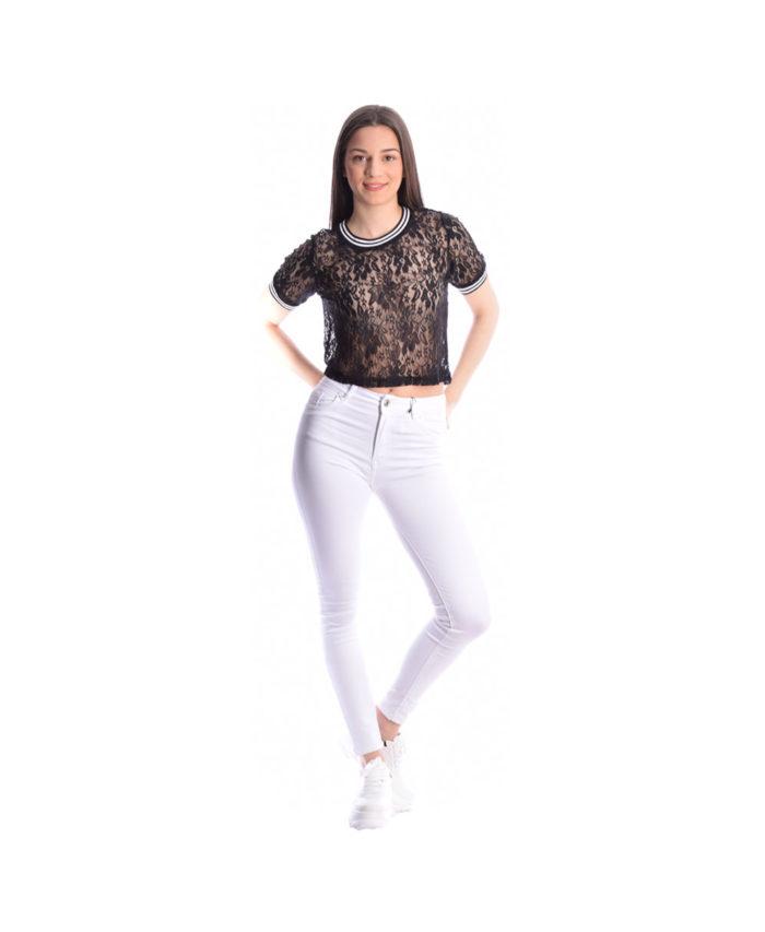 leuko white stretch skinny jeans italian made in italy kalokairino 2019 alcott donna