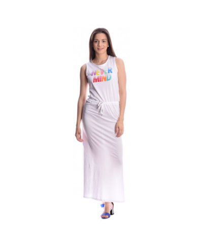 leuko white maxi makri dress italiko forema alcott 2019 summer
