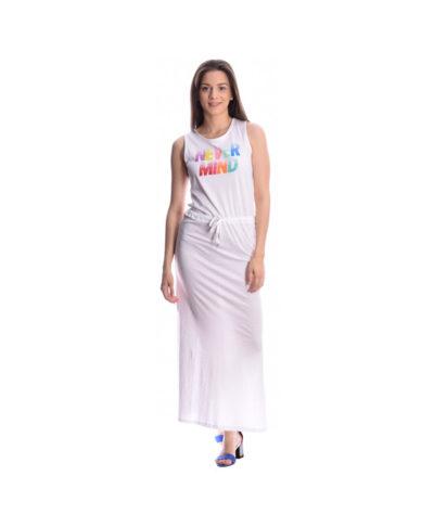 leuko white maxi makri dress italiko forema alcott 2019 summer