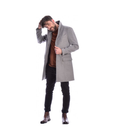 grey coat winter coats gkri palto italika made in italy makri antriko alcott 2019