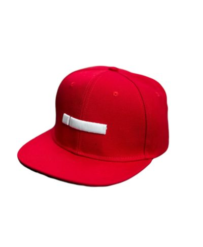 leuko red kapelo hat snapback me white logo kenthmeno mprosta fashion hats