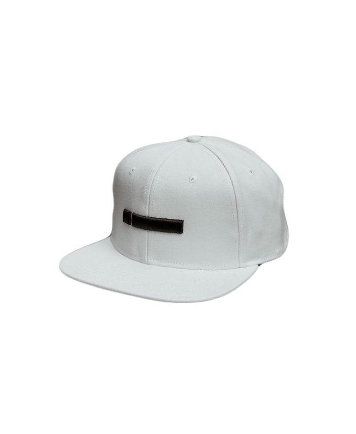 leuko white kapelo iclothing fashion hat me kenthmeno mauro black logo mprosta