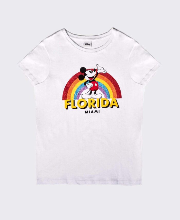 mickey mouse florida spring summer 2020 made in italy t-shirt miami