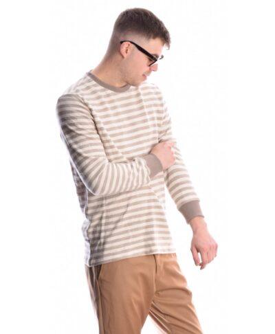 rige mariniera ecrou mple light grey imperial fashion 2021 made in italy nimatini me makri maniki gia anoiksh kai kalokairi 2021