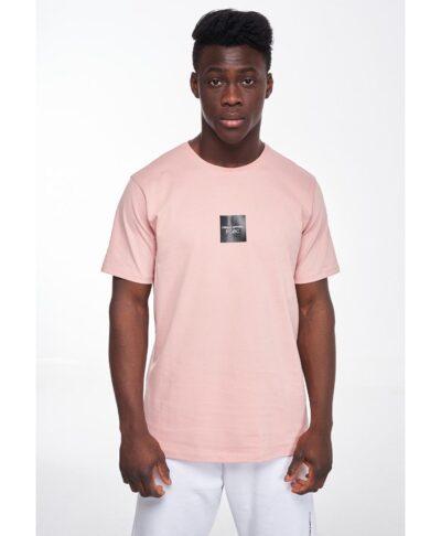 roz pink nude baby pink poudra kontomaniko t-shirt p/coc 2021