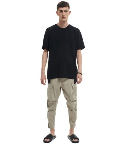 p/coc summer pants cargo jogger baggy ufasmatino ankle length