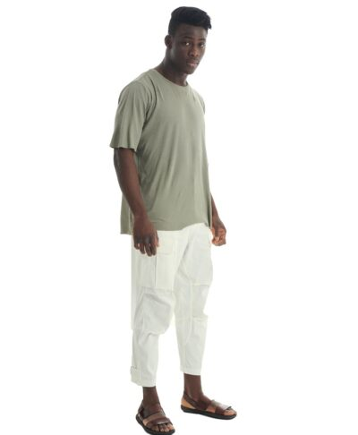 pcoc 2021 summer cargo pants ankle length
