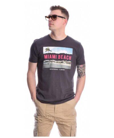 gkri kontomaniki t-shirt mplouza italiki miami beach