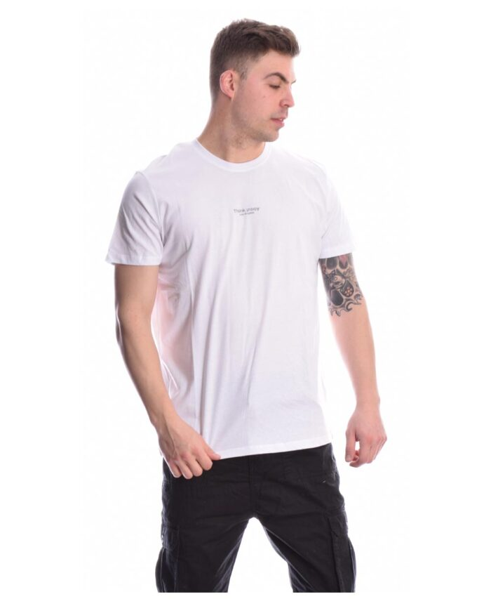 leuko white t-shirt los angeles made in italy 2021