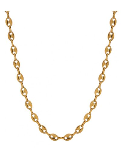 golden rope two feelings necklaces kremasta laimou