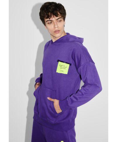 purple hoody mwv hoodie p/coc 2022 me koukoula fouter kai tseph kagouro xeimerino