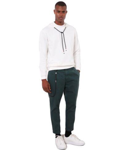 smaragdi jean panteloni jean pants me alusida black matte chain imperial italy 2021 2022